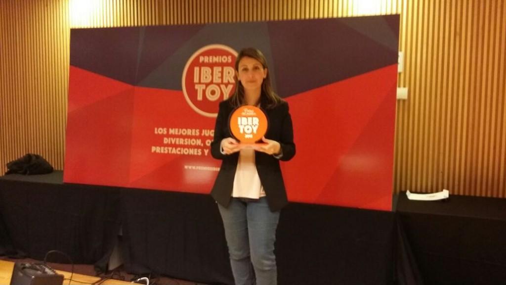 Premio IBERTOY 2015