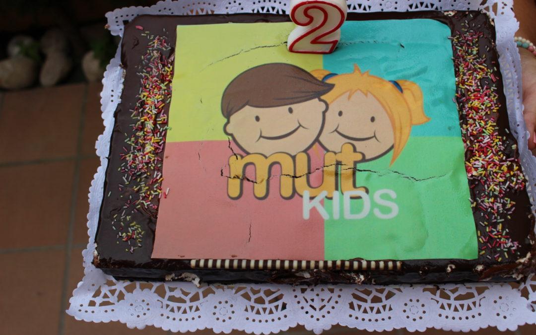 Mut Kids Cumple 2 Años!!!!!!